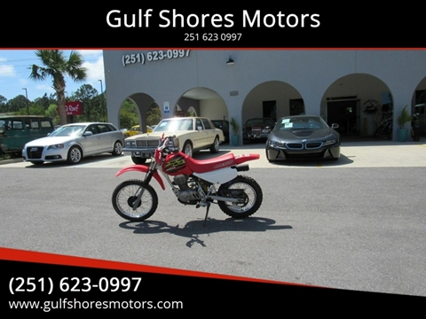 2000 Honda 80 R for sale at Gulf Shores Motors in Gulf Shores AL