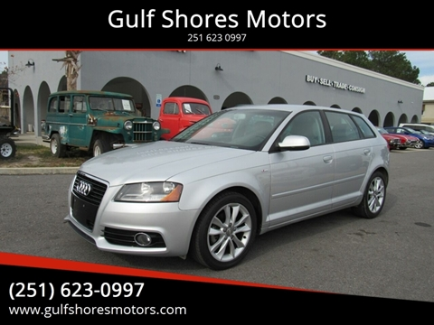 2012 Audi A3 for sale at Gulf Shores Motors in Gulf Shores AL