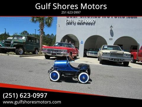 KIT PADDLE CAR MODEL A REPLICA for sale at Gulf Shores Motors in Gulf Shores AL
