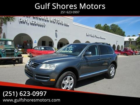 2004 Volkswagen Touareg for sale at Gulf Shores Motors in Gulf Shores AL