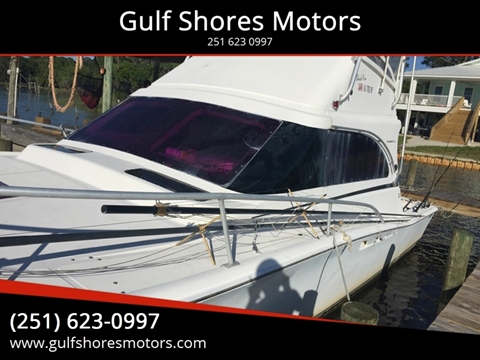 1992 LUHRS TOURNAMENT 320 for sale at Gulf Shores Motors in Gulf Shores AL