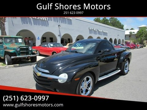 2004 Chevrolet SSR for sale in Gulf Shores, AL