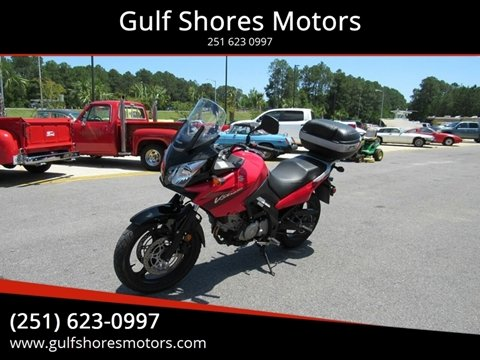 2006 Suzuki DL650K for sale at Gulf Shores Motors in Gulf Shores AL