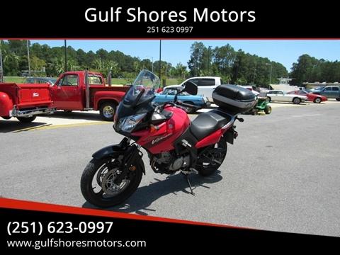 2006 Suzuki DL650K for sale in Gulf Shores, AL