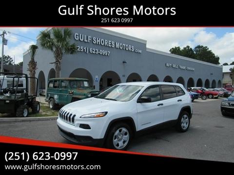 2016 Jeep Cherokee for sale in Gulf Shores, AL