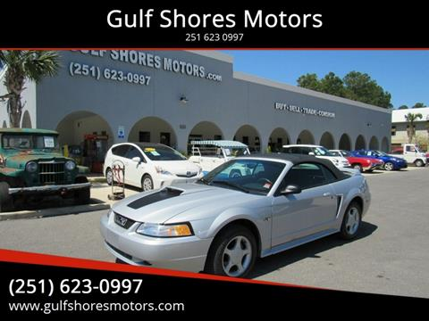 2000 Ford Mustang for sale at Gulf Shores Motors in Gulf Shores AL