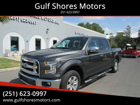 2016 Ford F-150 for sale at Gulf Shores Motors in Gulf Shores AL