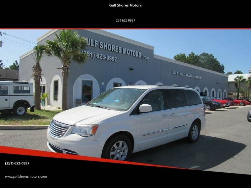 2013 Chrysler Town and Country for sale at Gulf Shores Motors in Gulf Shores AL