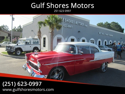1955 Chevrolet Bel Air for sale in Gulf Shores, AL
