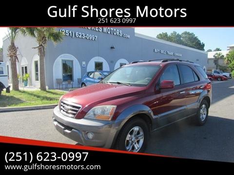 2007 Kia Sorento for sale at Gulf Shores Motors in Gulf Shores AL
