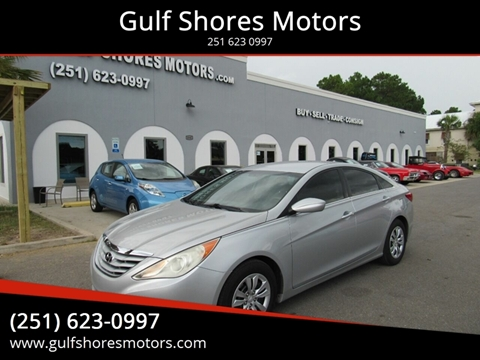 2011 Hyundai Sonata for sale at Gulf Shores Motors in Gulf Shores AL