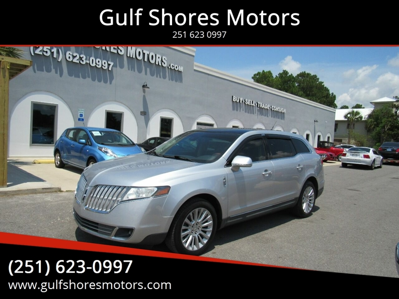 2010 Lincoln MKT for sale at Gulf Shores Motors in Gulf Shores AL
