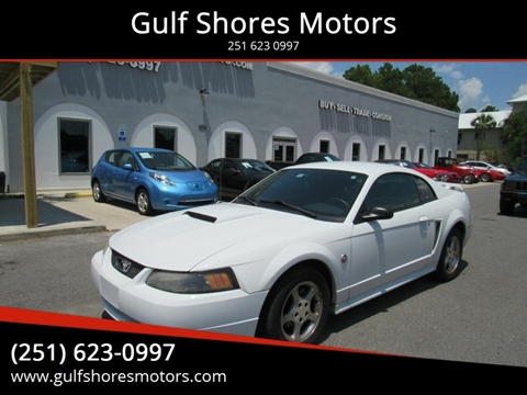2004 Ford Mustang for sale at Gulf Shores Motors in Gulf Shores AL