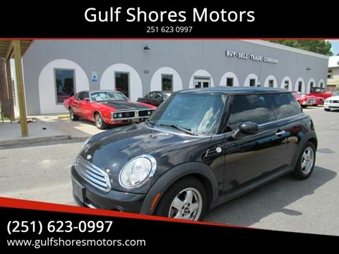 2011 MINI Cooper for sale at Gulf Shores Motors in Gulf Shores AL