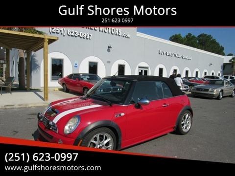 2008 MINI Cooper for sale at Gulf Shores Motors in Gulf Shores AL