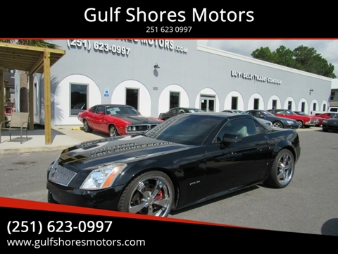 2006 Cadillac XLR for sale at Gulf Shores Motors in Gulf Shores AL