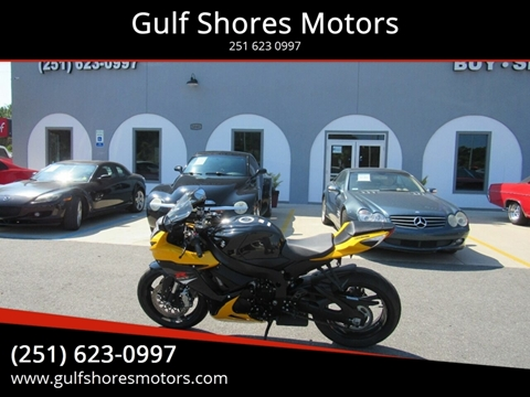 2017 Suzuki GSX-R600 for sale in Gulf Shores, AL