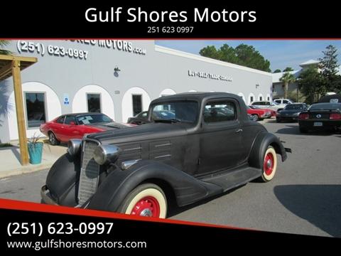 1934 Nash Coupe for sale in Gulf Shores, AL