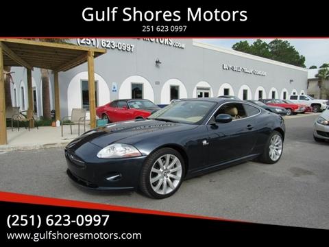 2007 Jaguar XK-Series for sale at Gulf Shores Motors in Gulf Shores AL