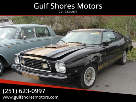 Used 1976 Ford Mustang For Sale In Fort Worth Tx Carsforsale Com