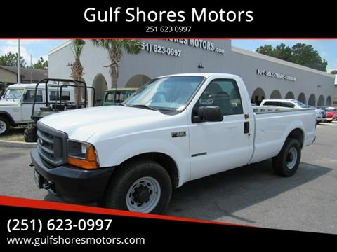 2000 Ford F-350 Super Duty for sale at Gulf Shores Motors in Gulf Shores AL
