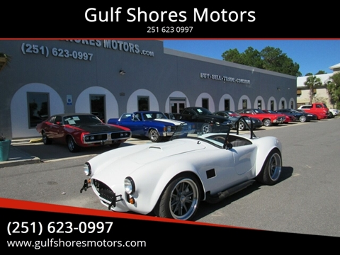 1965 Factory Five MK IV for sale in Gulf Shores, AL