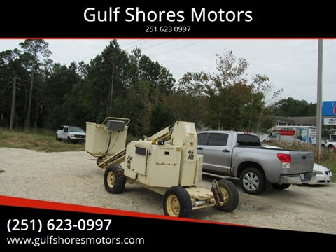1991 JLG 45 HA LIFT for sale at Gulf Shores Motors in Gulf Shores AL