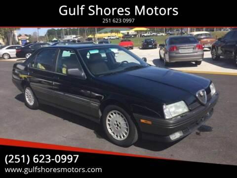 1991 Alfa Romeo 164 for sale at Gulf Shores Motors in Gulf Shores AL