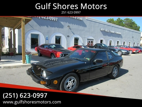 Washington Pa Car Dealerships >> 1988 Porsche 924 For Sale In Gulf Shores Al