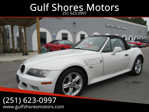 2000 BMW Z3 for sale at Gulf Shores Motors in Gulf Shores AL