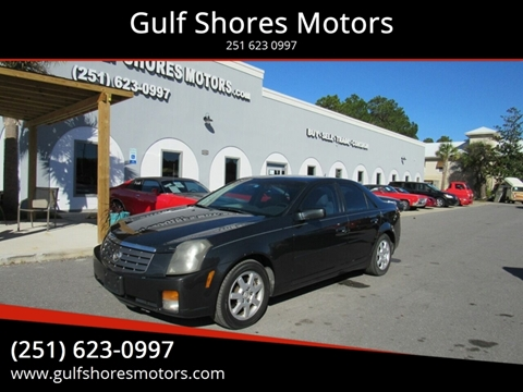 2005 Cadillac CTS for sale at Gulf Shores Motors in Gulf Shores AL