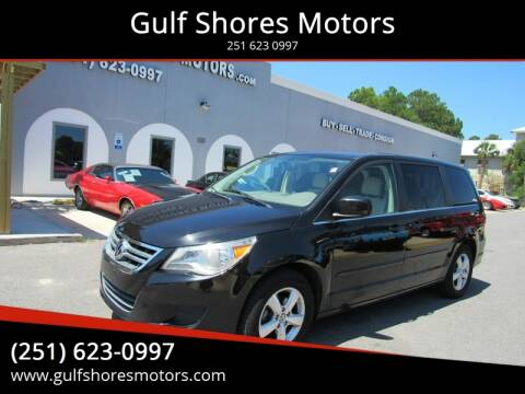 2010 Volkswagen Routan for sale at Gulf Shores Motors in Gulf Shores AL