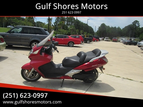 2003 Honda FSC600D for sale at Gulf Shores Motors in Gulf Shores AL