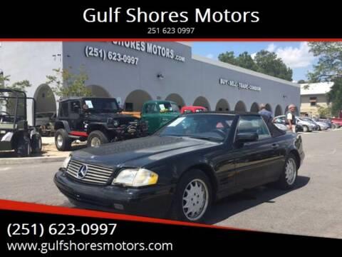 1997 Mercedes-Benz SL-Class for sale at Gulf Shores Motors in Gulf Shores AL