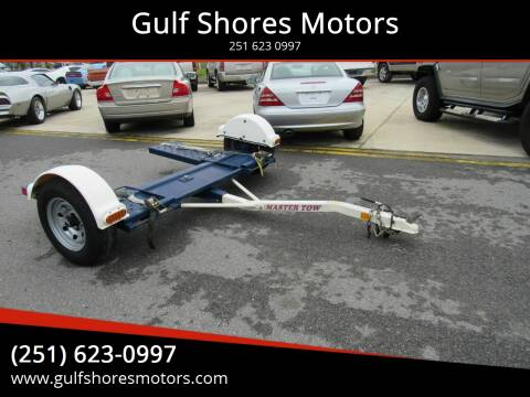 2012 Master Tow 80THDEB for sale at Gulf Shores Motors in Gulf Shores AL