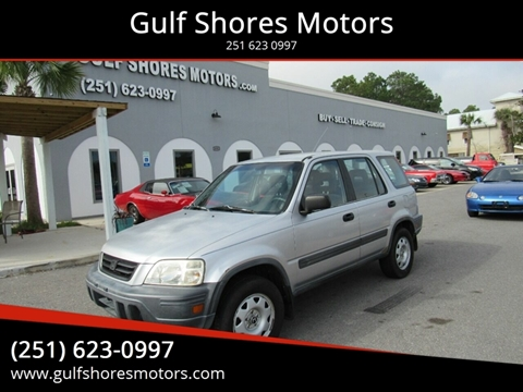 2001 Honda CR-V for sale at Gulf Shores Motors in Gulf Shores AL