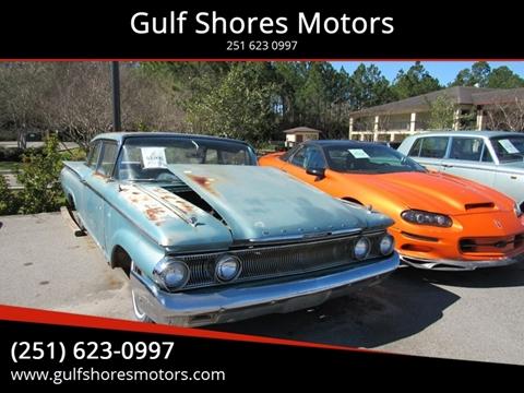 1960 Mercury Monterey for sale at Gulf Shores Motors in Gulf Shores AL