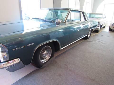 1963 Pontiac Grand Prix for sale at Gulf Shores Motors in Gulf Shores AL