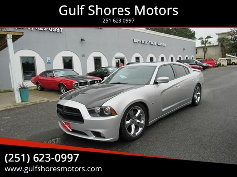 2012 Dodge Charger for sale at Gulf Shores Motors in Gulf Shores AL