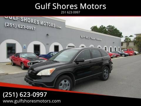 2009 Honda CR-V for sale at Gulf Shores Motors in Gulf Shores AL