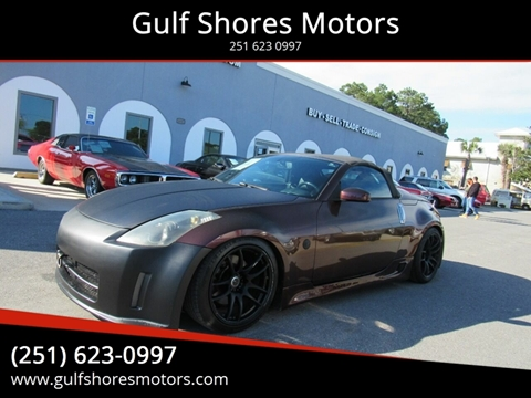 2006 Nissan 350Z for sale at Gulf Shores Motors in Gulf Shores AL
