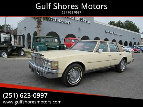 1976 Cadillac Seville for sale at Gulf Shores Motors - Highway 59 Automart in Robertsdale AL