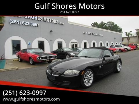 2006 BMW Z4 for sale at Gulf Shores Motors in Gulf Shores AL