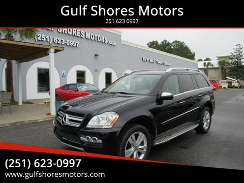 2010 Mercedes-Benz GL-Class for sale at Gulf Shores Motors in Gulf Shores AL