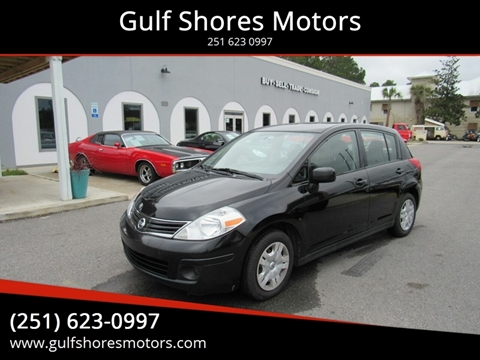 2012 Nissan Versa for sale at Gulf Shores Motors in Gulf Shores AL