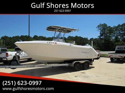 2016 Robalo R222 for sale at Gulf Shores Motors in Gulf Shores AL