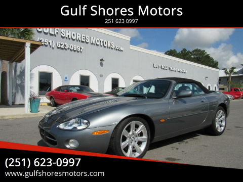 2003 Jaguar XK-Series for sale at Gulf Shores Motors in Gulf Shores AL
