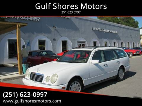 1999 Mercedes-Benz E-Class for sale at Gulf Shores Motors in Gulf Shores AL