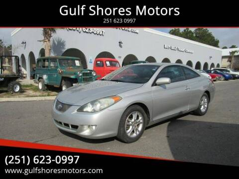 2006 Toyota Camry Solara for sale at Gulf Shores Motors in Gulf Shores AL