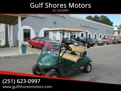 2016 E-Z-GO TEXT48 for sale at Gulf Shores Motors in Gulf Shores AL
